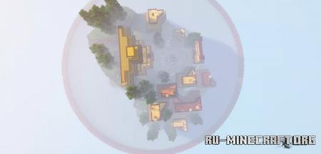 Скачать Fire of Dragon Town для Minecraft