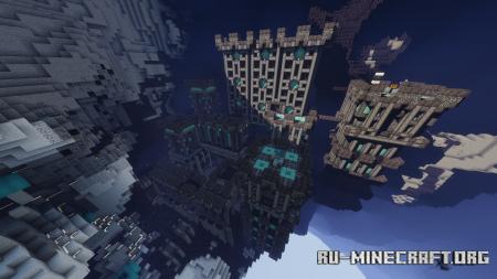 Скачать Suspended Rift для Minecraft