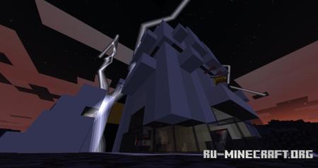 Скачать Pumpkin Entrenchment для Minecraft
