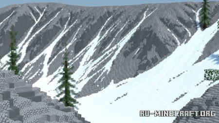 Скачать Winter World для Minecraft PE