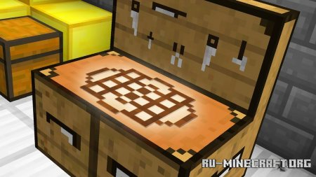 Скачать Fast Workbench для Minecraft 1.16.5