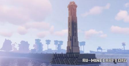 Скачать GTA San Andreas MAP для Minecraft