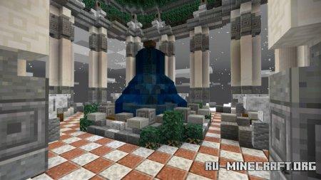 Скачать Winter Retreat для Minecraft PE