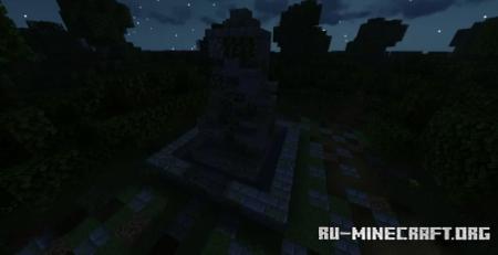 Скачать Terrible Jungle (Minecraft Horror) для Minecraft