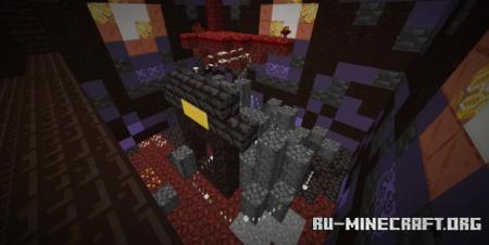 Скачать Blockception Parkour 5 для Minecraft