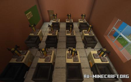 Скачать Escape Room: Odyssey для Minecraft PE