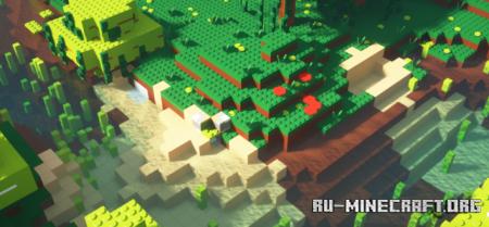 Скачать MineBricks для Minecraft 1.17