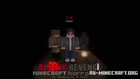 Скачать Bloody Revenge для Minecraft