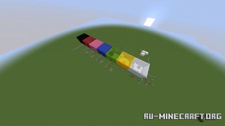 Скачать MultiEscape by Undead4RE для Minecraft