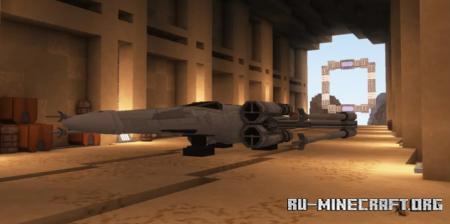 Скачать Eskar Outpost racing для Minecraft