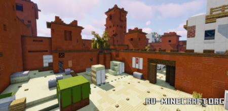 Скачать Dust II new by Codre для Minecraft