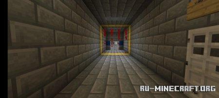 Скачать Escape From Prated Prison для Minecraft PE