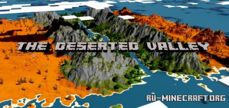 Скачать The Deserted Valley для Minecraft PE