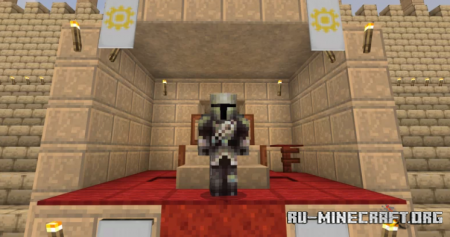 Скачать Gladiators Arena (Education Edition) для Minecraft