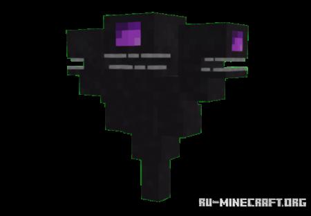 Скачать Wither Storm для Minecraft PE 1.17
