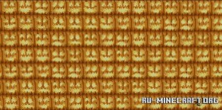 Скачать Pumpkins Reimagined для Minecraft 1.17