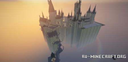 Скачать The seven Hogwartses для Minecraft