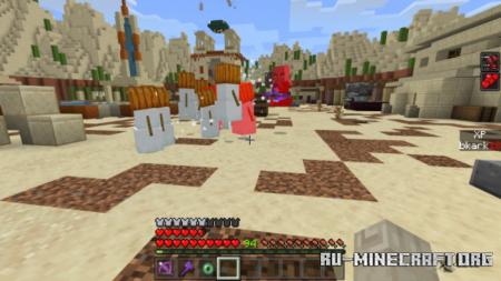 Скачать Kevinland Returns: Return of the Kevin для Minecraft PE