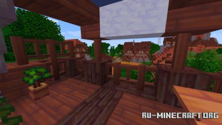 Скачать Woodpecker для Minecraft PE 1.17