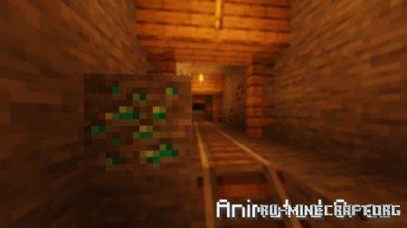 Скачать Better Ores для Minecraft 1.17