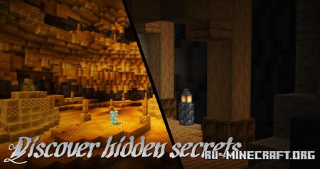 Скачать Beyond Below для Minecraft