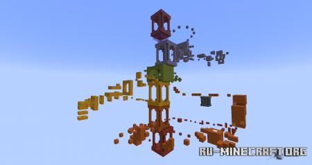 Скачать Color Tower для Minecraft