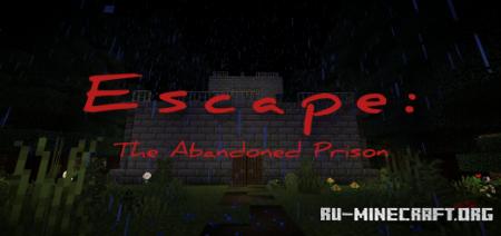 Скачать Escape 1: Abandoned Prison для Minecraft PE