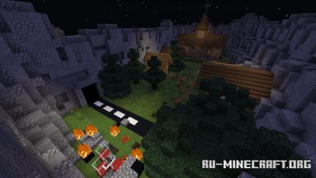 Скачать Last (Horror) (Adventure) для Minecraft PE
