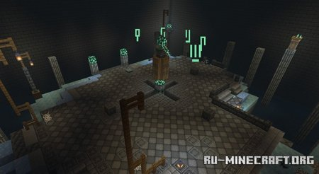 Скачать The Frosted Expansion для Minecraft PE 1.17