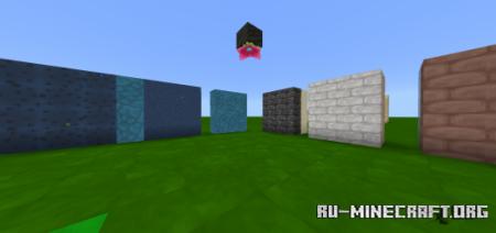 Скачать Builders Pack для Minecraft PE 1.17