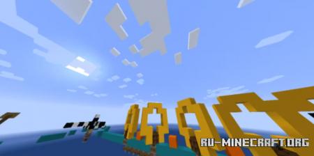 Скачать Mechanical Parkour для Minecraft