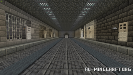 Скачать Prison Escape by RyanLawrence05 для Minecraft PE