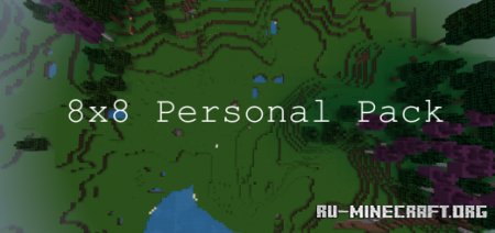 Скачать Personal Pack для Minecraft PE 1.17