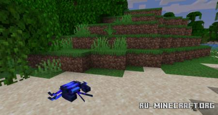 Скачать Aquafina для Minecraft 1.16.5