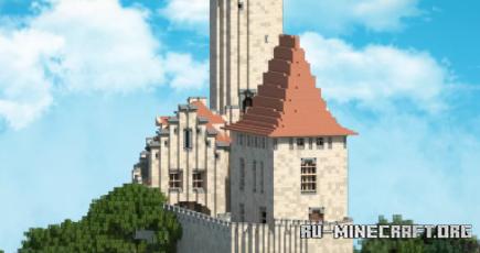 Скачать Kokorin Castle - Krysot для Minecraft