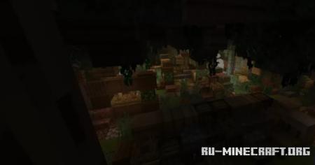 Скачать Серое Небо (Gray Sky) для Minecraft