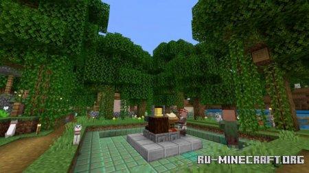 Скачать Coastal Village: Expansion для Minecraft PE