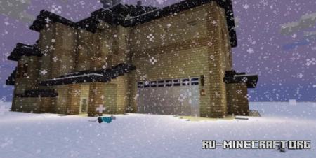 Скачать King Liang's House для Minecraft