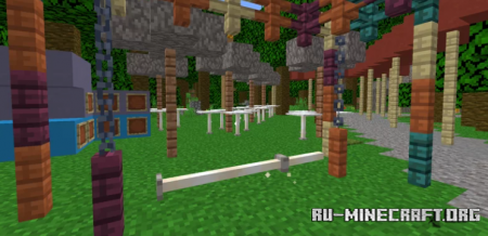 Скачать Villa Escudero Philippine Resort для Minecraft