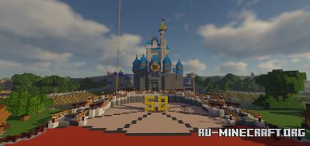 Скачать Walt Disney World 1971 & 1975 (50th Anniversary Edition) для Minecraft PE