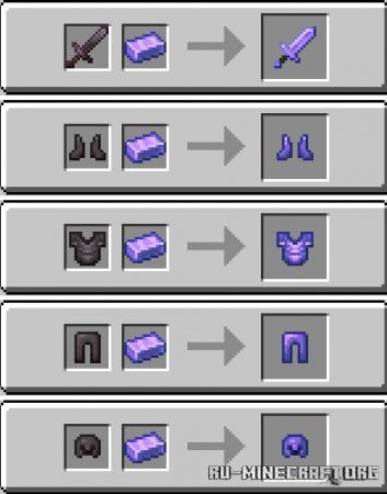 Скачать More Dumb Items для Minecraft 1.17.1