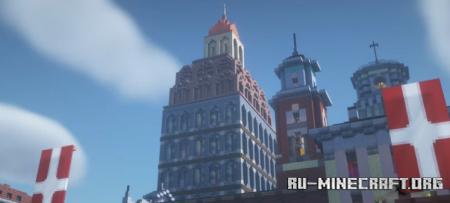 Скачать Continental - A multipurpose and modular для Minecraft