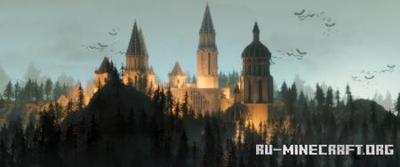 Скачать Halloween Castle - Free Spawn для Minecraft