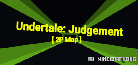 Скачать Undertale : Judgement для Minecraft PE