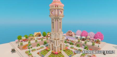Скачать TuriniaIsland для Minecraft
