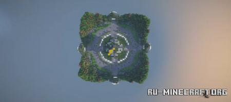 Скачать Simple Multiplayer Spawn для Minecraft