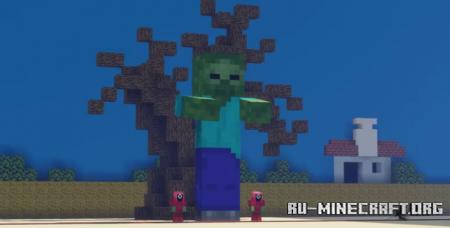 Скачать Squid Game - Minecraft Edition для Minecraft