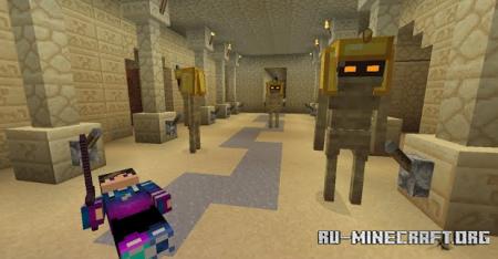 Скачать Horror Story - EP6 The Desert для Minecraft