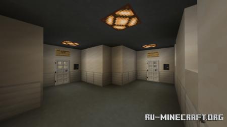 Скачать SCP: Dystopia для Minecraft PE 1.17