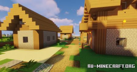 Скачать Uncertainty Resource для Minecraft 1.16
